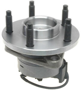 Raybestos 713206 Wheel Bearing and Hub Assembly Front