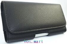 pu Leather Holster Belt Clip Carrying Case Pouch for Samsung Galaxy Note 5 8 9