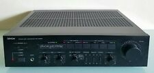 Denon PMA-737 Real Time Precision Audio Component Pre-Main Amplifier 55W Per Ch.