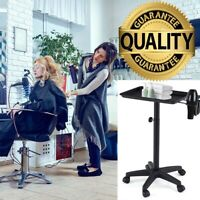 Equipment Salon Spa  Service Tray Beauty Spa Trolley with Appliance Holder
