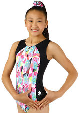 NEW! Cabana Pineapple Gymnastics or Dance Leotards by Snowflake Designs