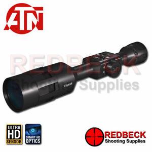 ATN X-SIGHT 4K PRO With full UK Warranty