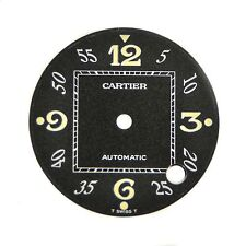 Cartier Pasha C Black Dial 26 mm For 35 mm Midsize Watch Arabic Numerals