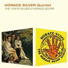 Horace Silver - Tokyo Blues / Horace Scope [New CD] Rmst