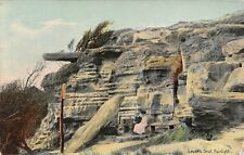 Lovers Seat, Fairlight, Couple, East Sussex 1907