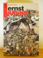 Ernst Jünger. Terrore e libertà - AGENZIA X ED. Maurizio Guerri NUOVO