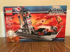 LEGO AVATAR FIRE NATION SHIP 3829 - BOX ONLY