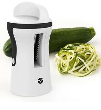 Veg Out Spiralizer - 3 Blade Hand Vegetable Slicer Spiralzer Peeler - New