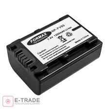 1250mAh 7.2V Camera Li-ion Battery Pack NP-FV50 for Sony Handycam XR520V Camera