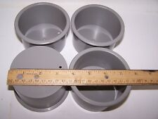 FOUR (4) SEA-DOG ABS Drink Beverage Cup Holder Flush Mount GRAY Boat RV 588053C3