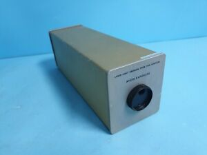 AGILENT 5517C-C01 458uW Opt.HeNe Laser LASER HEAD