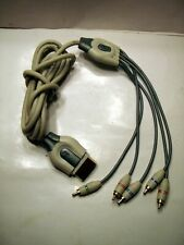 Monster Microsoft Xbox 360 Hi Def Video Cables Red Blue Green White Yellow.