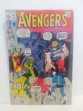 Avengers 91 (Aug, 1971, Marvel) FN, Fine condition *
