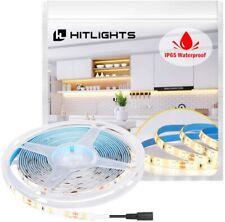 HitLights Weatherproof LED Light Strip 3528 300 LEDs 16.4 Feet 12V DC US SHIP
