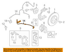 MINI OEM Front Brake-Disc Pad Wear Indicator Sensor 34359804833