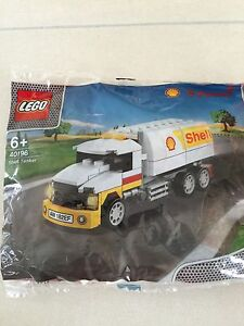 Lego 40196 Shell V-Power Tanker (Brand new in poly bag) Free couriers post