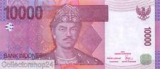 Indonesia 10000 Rupiah 2005 Unc Pn 143a