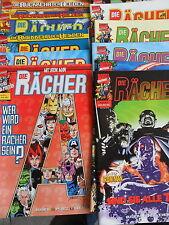 Die Rächer  - Nr. 1 bis 10 + Extra Variant - Marvel Comic Sammlung / Paket
