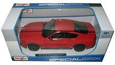Ford Mustang GT Red 1:24 Scale
