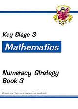 Good, KS3 Maths Numeracy Strategy Workbook - Book 3, Levels 6-8: Workbook 3 (Lev