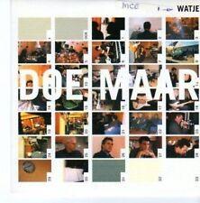 (BG41) Doe Maar, Watje - 2000 CD