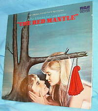 LP Marc Fredericks THE RED MANTLE Icelandic film  ost