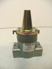 LANDIS & GYR POWERS CONTROLS BALANCE RETARD PNEUMATIC RELAY RL243 2430010 019750