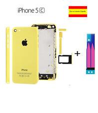 Chasis iPhone 5C carcasa completa marco tapa trasera Apple blanco