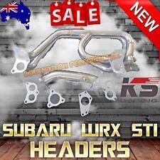 Subaru WRX STI Manifold Header - KS RACING Extractors Exhaust