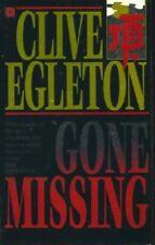 Clive Egleton: Gone Missing. Coronet 1989, 1st thus. Suspense Thriller 917478