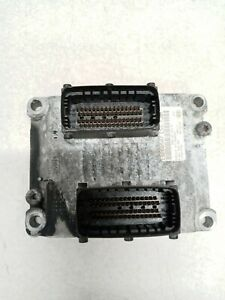 04-06 CADILLAC CTS SRX  ECU CONTROL MODULE PCM ECM 19260507 E55 YJBF