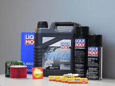 Wartungs Set Honda CB 1100 F Boldor Öl Ölfilter Zündkerze Service Inspektion