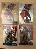 2020 PANINI MOSAIC TYLER JOHNSON RC GOLD FLUOR PRIZM #/20 + Tyler Silver (4) Lot