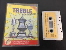 Treble Champions for Amstrad CPC 464 / 664 / 6128