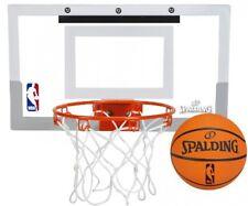 Spalding Nba Slam Jam Over-The-Door Mini Basketball Hoop, Free Shipping, New