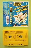 MC Musicassetta  883 La Dura Legge Del Gol! italy pop pezzali no cd lp vhs dvd