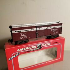 American Flyer 6-48320 Nickel Plate Road Box Car<++++>BRAND NEW<++++>OB