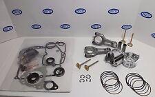 EZGO Motor Rebuild Kit, 295/350cc - Pistons / Rods / Gaskets / Valves