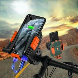 New Green Bicycle Motor Bike Stylish Phone Case Mount Holder For All Phones