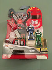 Power Rangers megaforce key set for legendary morpher - lost galaxy set