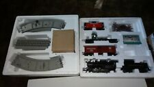 LIONEL 6-30089 PENNSYLVANIA FLYER FREIGHT SET in O/B w/ACCESSORIES