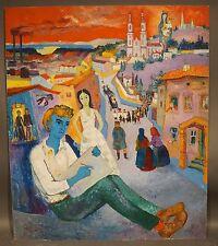 Alfred G. Seidel (*1933, Schorndorf, Baumeister) - Maler in Piekar 1969 (S25)