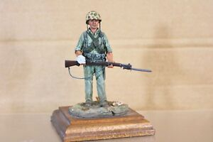 STADDEN SERIES 77 90mm WWII AMERICAN GI INFANTRY MUSEUM QUALITY ng