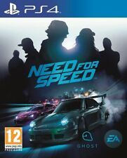 PS4 Need for Speed PS4