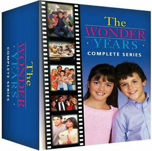 The Wonder Years Season 1-6 DVD Complete Collection Box Set Series 1,2,3,4,5,6