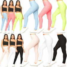 Women's Anti-Cellulite Textured Yoga Pants Trousers Push Up Sports Gym Leggings
