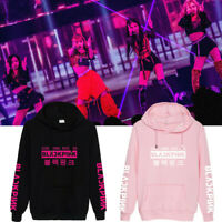 HOT KPOP BLACKPINK SPEAK_YOURSELF Felpa con cappuccio unisex Top Donna Maglione