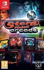 Stern Pinball Arcade Switch Neuf sous Blister
