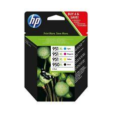 Original HP 950XL 951XL Ink Cartridge Multipack Pack Of 4 BK/C/M/Y (C2P43AE)
