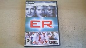 ER THE GAME - PC GAME - FAST POST - ORIGINAL & COMPLETE